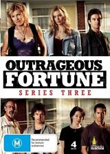 OUTRAGEOUS FORTUNE Series 3 DVD R4 - PAL