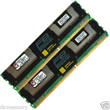 4GB(2x2GB) DDR2-667 PC2 5300 Memory RAM Upgrade Apple Xserve Series Server