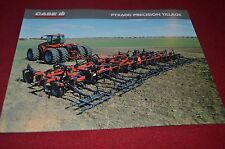 Case International PTX600 Precision Tillage Brochure YABE10 ver2