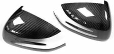 MERCEDES BENZ R172 SLK200 SLK350 Real Carbon Fiber MIRROR COVER 2010UP 1pair