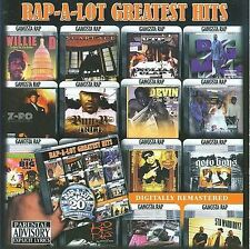 VARIOUS ARTISTS-RAP A LOT GREATEST HITS / VARIOUS  CD NEW