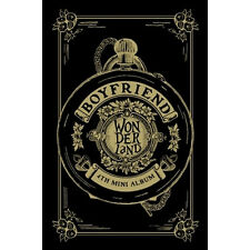 BOYFRIEND 4TH MINI ALBUM [ BOYFRIEND IN WONDERLAND] CD+PHOTO CARD