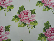 Designers Guild Fabric  'Charlottenberg' 1.4 Metres (140cm) Peony - 100% Cotton