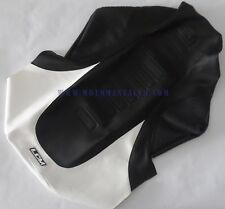 SEAT COVER ULTRAGRIP YAMAHA BANSHEE BLACK & WHITE,GRIPPER EXCELLENT QUALITY!