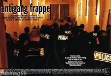 Coupure de Presse Clipping 1995 (8 pages)  Raid et GIGN brigde antigang