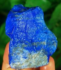 Lapis lazuli AAA 135 Grams Gemstones Minerals Specimens Cabbing Rough Lapidary