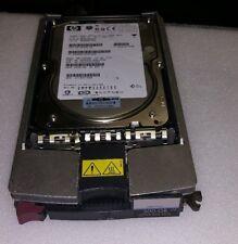 """HP 300GB, 10000 RPM, 3.5"""" U320 Hard Drive  CA06350-B40100DC  MAT3300NC"""