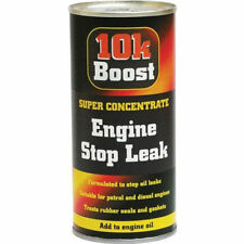 10K Boost Super Concentrate Engine Stop Leak Oil Treatment Petrol & Diesel 375ML