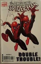 AMAZING SPIDERMAN 602 2nd printing VARIANT MINT HTF