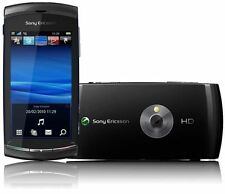Handy Sony Ericsson Vivaz U5i Cosmic Black Black NEU & Sealed Unlocked