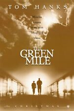 Green Mile - original DS movie poster - D/S 27x40 Advance - Tom Hanks