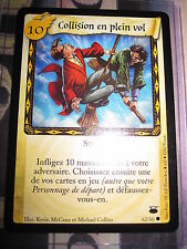 HARRY POTTER TCG CHEMIN DE TRAVERSE COLLISION EN PLEIN VOL 62/ 80 COM FR NEUF