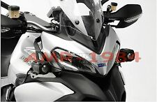 KIT STAFFE DUCATI MULTISTRADA 1200 per  FARETTI ALOGENI HAWK FOG LIGHT MOTO