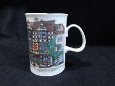 Coffee Cup Village Inns Sue Scullard Dunoon Fine Bone China