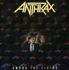 Among The Living - Anthrax CD ISLAND