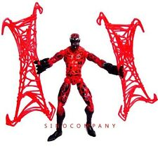 "NEW Spider-Man Classic CARNAGE 6"" Action Figure Toy LOOSE Gift"