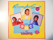 "MAXI 12"" POP 80s  ▒ RICHARD JON SMITH : THE ABC OF KISSING ( EXTENDED VERSION )"
