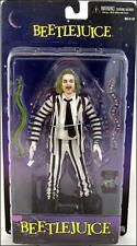 """BEETLEJUICE 7"""" COLLECTIBLE CULT CLASSICS ACTION FIGURE BY NECA"""