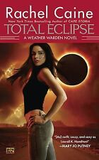 Weather Warden: Total Eclipse 9 by Rachel Caine (2010, Paperback) ~LIKE NEW!