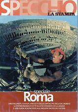 Specchio.Speciale Roma,Ferzan Ozpetek,Dennis Redmont,Aldair,Roger Etchegaray,iii
