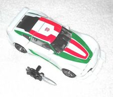 Wheeljack - Transformers Universe Classics - INCOMPLETE (NO silver tools)