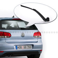 For VW Golf I to V Polo 2002-2005 Touran 2003-2009 Window Rear Wiper Arm + Blade