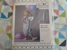 The Clothesline CL-201 Children's romper KIDS sewing pattern  size 4, 5 & 6