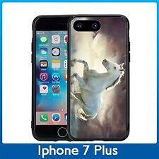 White Horse Running Wild For Iphone 7 Plus (5.5) Case Cover By Atomic Market