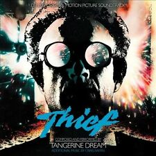Thief [Original Soundtrack] by Tangerine Dream (CD, Jan-2014, Perseverance)