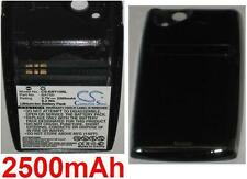 Shell +. Battery 2500mAh type BA750 For SONY ERICSSON LT15a LT15i, Xperia Arc