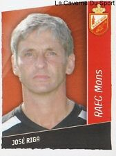 233 JOSE RIGA BELGIQUE RAEC.MONS STICKER FOOTBALL 2007 PANINI