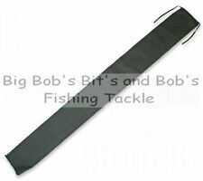 1 x CLOTH ROD BAG  Fishing CARP SEA 2 Piece Section Bag Sleeve 12ft NEW