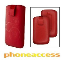 Cover / Cover Universell (Leder) Größe S ~ Sony Ericsson W995