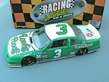 NIB 1989 #3 DALE EARNHARDT LOWES FOODS PONTIAC CWC 1/24 1/10,000 RCCA CLUB CAR