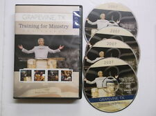 Benny Hinn Training for Ministry Conference 2007, Grapevine Texas Audio Cd Set!