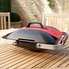 Portable Propane Grill Gas Table Top Barbecue Tailgate Camping Picnic BBQ Small