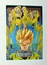 CARTE CARD CARDDASS DRAGON BALL Z MADE IN JAPAN  N°15 SON GOHAN
