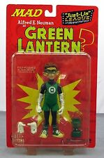 DC Direct MAD Magazine Alfred E Neuman Green Lantern Just Us League Figure - NEW