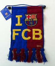Barcelona FC Pennant 100% official FCB Product Brand New Quality Product