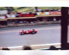Photograph - FERRARI 156 SHARKNOSE – 1962 BELGIAN GRAND PRIX SPA