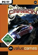 PC Computer Spiel ***** Need for Speed Carbon ************************ NEU * NEW