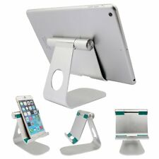 360° Rotatable Aluminum Desktop Holder Table Stand for iPhone iPad Tablet PC GPS