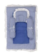 Affaires Baby Bedding Set Foldable - Portable (Blue) W-40089