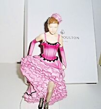 Royal Doulton French Can Can Dances of the world HN 5571 No. 0414 OF 2,500