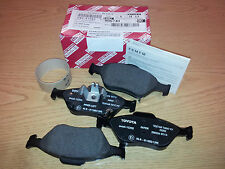 Genuine Toyota Yaris Front Brake Pad Pads Full Set 4x 04465-YZZDS Optifit New