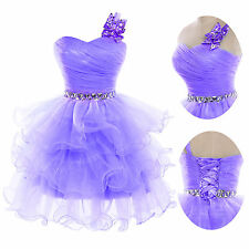 New Short/Mini Prom Party Evening Formal Homecoming Bridesmaid Cocktail Dresses