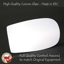 Fiat Punto Door Wing Mirror Replacement Glass - Right Side, 1999-2006