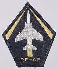 Aufnäher Patch Luftwaffe RF - 4E Phantom ..........A2264