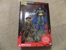 DC Direct Batman/Scarecrow: Fear Collector Set Action Figure! Free Shipping! NIB