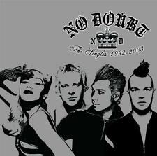 NO DOUBT ( NEW CD ) THE SINGLES 1992 - 2003 GREATEST HITS / VERY BEST OF ( UK )